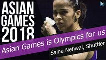 'Asian Games is Olympics for us' : Saina Nehwal after winning Asian Games bronze