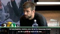 Transferts - Pique n'a pas évoqué de départ au Real avec Neymar