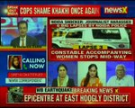 Cops shame Khakhi once again, NewsX journalist harassed to file complaint; how long to arrest the goon?