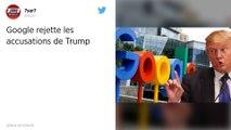 États-Unis. Donald Trump accuse Google de partialité, qui nie toute forme de « manipulation politique ».