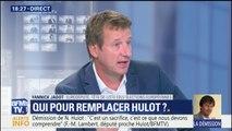 """""""Si c'est pour faire cette politique-là"""", Yannick Jadot dirait """"non"""" au poste de ministre de l'Ecologie"""