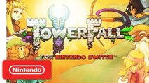 TowerFall - Trailer d'annonce Switch