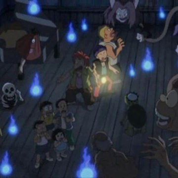Doraemon (2005) - Que se hai fantasmas!