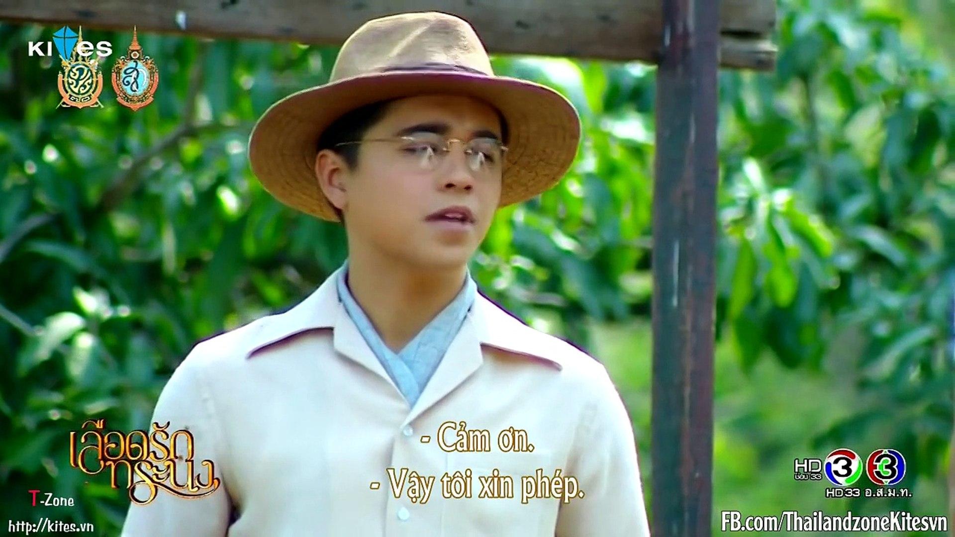 Dòng Máu Kiêu Hãnh Tập 14 - Phim Thái Lan