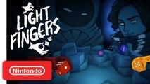 Light Fingers - Trailer d'annonce Switch