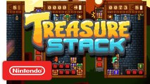 Treasure Stack - Trailer d'annonce Switch