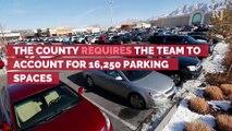 Raiders propose 4 locations for Las Vegas stadium parking