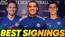 """""""Chelsea Have Had The BEST Transfer Window""""   #HotTakes"""