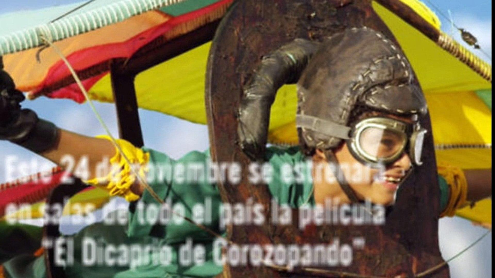 """El Dicaprio de Corozopando"""", aventura y emociones con  Erica Malpica"""