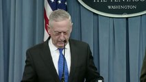 ABD Savunma Bakanından Suriye Açıklaması