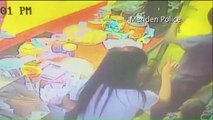 12-Year-Old Girl Honored by Police for Fighting Off Would-be Robber at Connecticut Store
