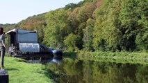 """Festival """"Scène sur Sambre"""": transport barges"""