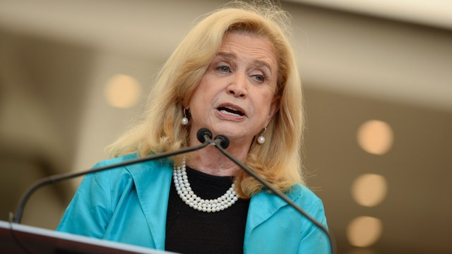 Rep. Carolyn Maloney Takes on the Pink Tax