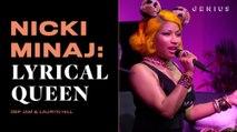 "Def Jam Wouldn't Sign Nicki Minaj Because ""She Wasn't Lauryn Hill"" | Nicki Minaj: Lyrical Queen"