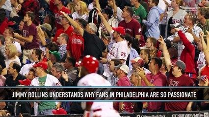 Jimmy Rollins Reflects On Philadelphia's Fans