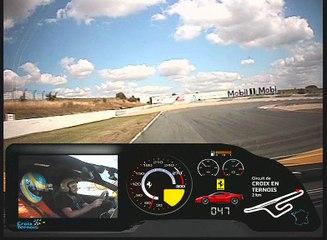 Votre video de stage de pilotage  B055170818CT0011