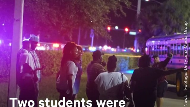 3 different shootings outside high school football games in the U.S. have caused deaths and injuries this month