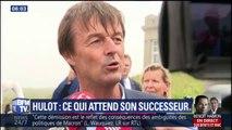 Les dossiers qui attendent le successeur de Nicolas Hulot