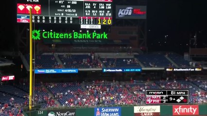 Anthony Rendon and the Nationals Rally Against the Phillies