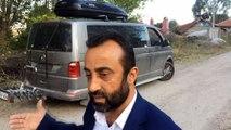 Türkiye'nin konuştuğu baba ve kız görüntülendi...Çocuğunu aracın arkasında taşıyan baba konuştu