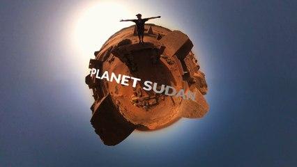 PlanetSudan - 360° Time lapse