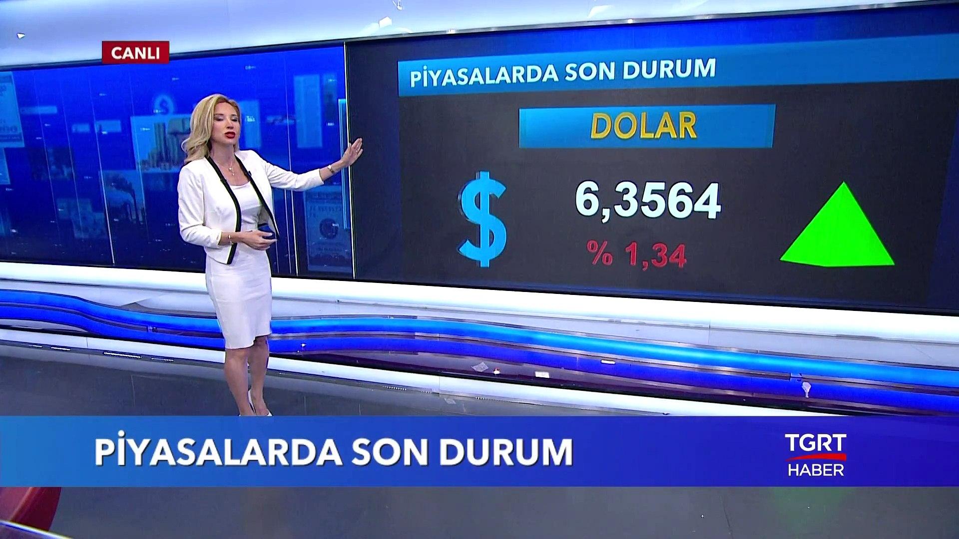 Dolar, Euro ve Altın Bugün Ne Kadar ? | Ekonominin Dili | 29 Ağustos 2018
