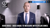 BOSS Made to Measure with Dylan Jones GQ Mne of the Year Awards | FashionTV | FTV