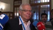 Borrell no quiere un problema entre España y Bélgica por tema Llarena