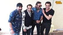 Dharmendra At  Jacky Shroff   Yamla Pagla Deewana Phir Se promotions