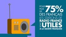Les auditeurs de Radio France - Rentrée 2018 - 2019