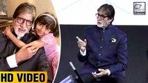 Amitabh Bachchan Wants To Play Kaun Banega Crorepati With Grand Daughter Aaradhya