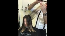 forced haircut women||easy perfect hairstyles for wedding 2018||forced haircut in salon||