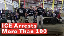 ICE Arrests More Than 100 In Family Business Raid In North Texas