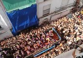 Festival's Giant Tomato Fight Attracts Thousands to Spanish Town