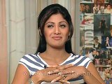 Shilpa Shetty Indian actress on her films Indian and Dhadkan