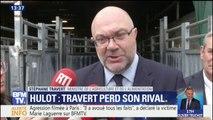 """""""C'est une décision personnelle."""" Stéphane Travert tacle le manque de collectif de Nicolas Hulot"""