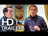 JOHNNY ENGLISH 3 (FIRST LOOK - Trailer #2 EXTENDED NEW) 2018 Rowan Atkinson Movie HD