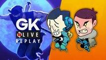 [GK Live replay] Pipo et Puyo, deux guedins lâchés dans The Messenger