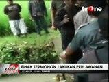 Eksekusi Lahan Pertanian di Kecamatan Ajung Ricuh