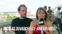 Bonhomme : rencontre avec les acteurs Nicolas Duvauchelle et Ana Girardot