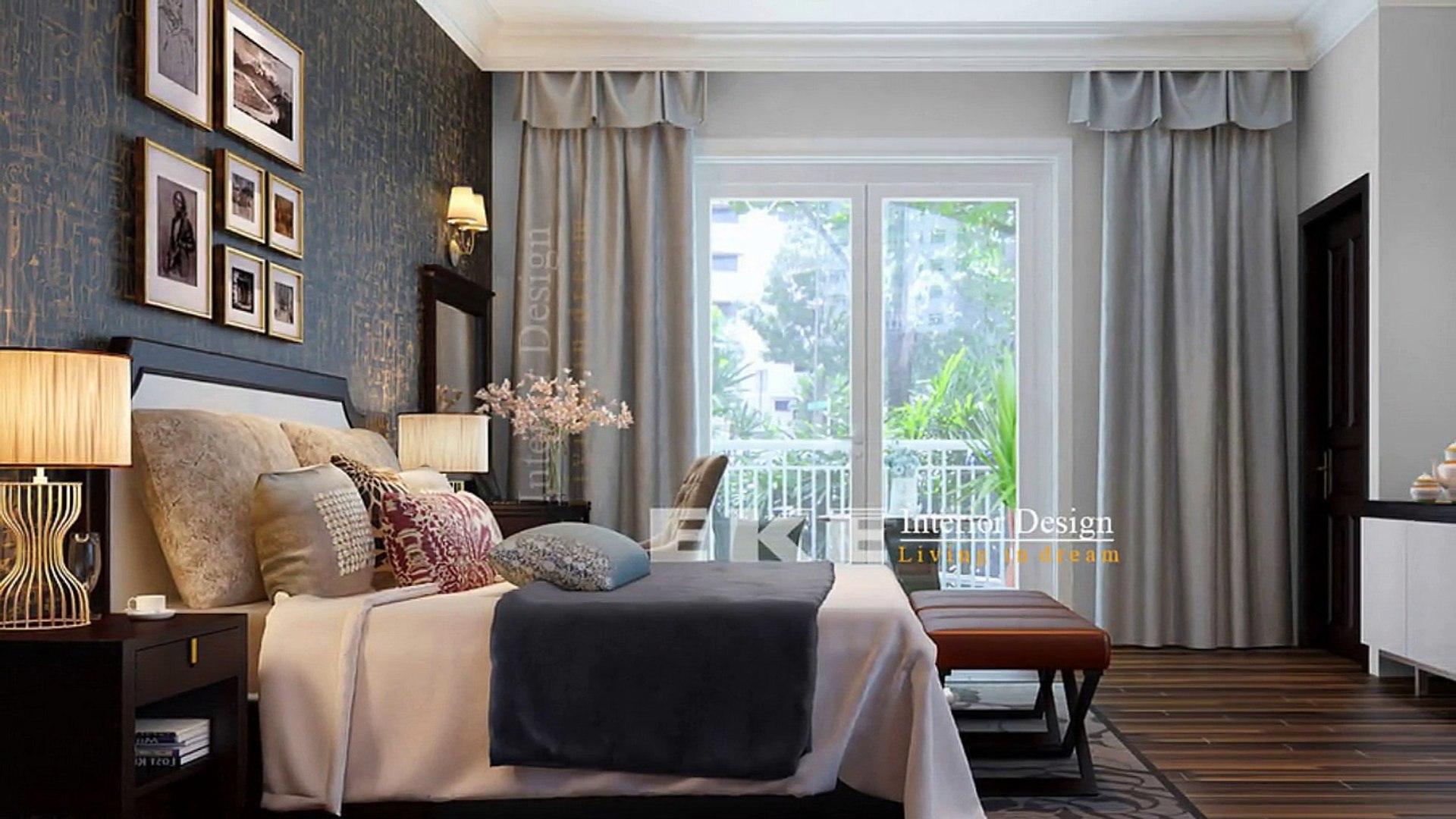 Wooden Floor Bedroom Interior Ideas - Video Dailymotion