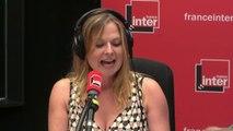 """Constance se déshabille sur France Inter pour """"parlons balcon parlons nichons"""""""