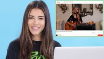 Madison Beer Watches Fan Covers On YouTube