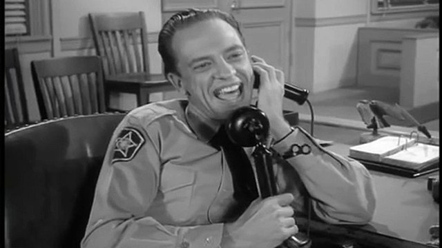 The Andy Griffith Show S03E03 Andy and the New Mayor