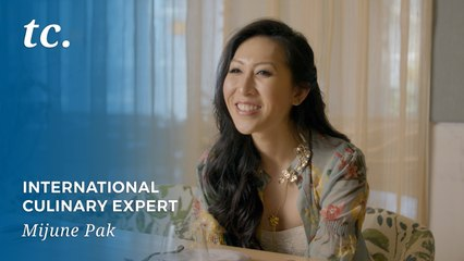 """How Mijune Pak went from food blogger to """"Top Chef Canada"""" Judge"""