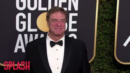 Roseanne Barr thanks John Goodman for his support