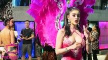 Ladyboy Cabaret Performers at Alcazar, Pattaya Thailand