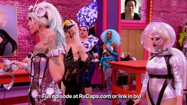 Rupaul's Drag Race - RU-CAP - S10E5