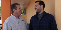 This Awkward Interaction Between Jim Bob Duggar & Son-In-Law Jeremy Vuolo Is A Must-Watch