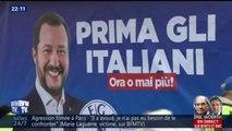 Emmanuel Macron face aux nationalistes européens